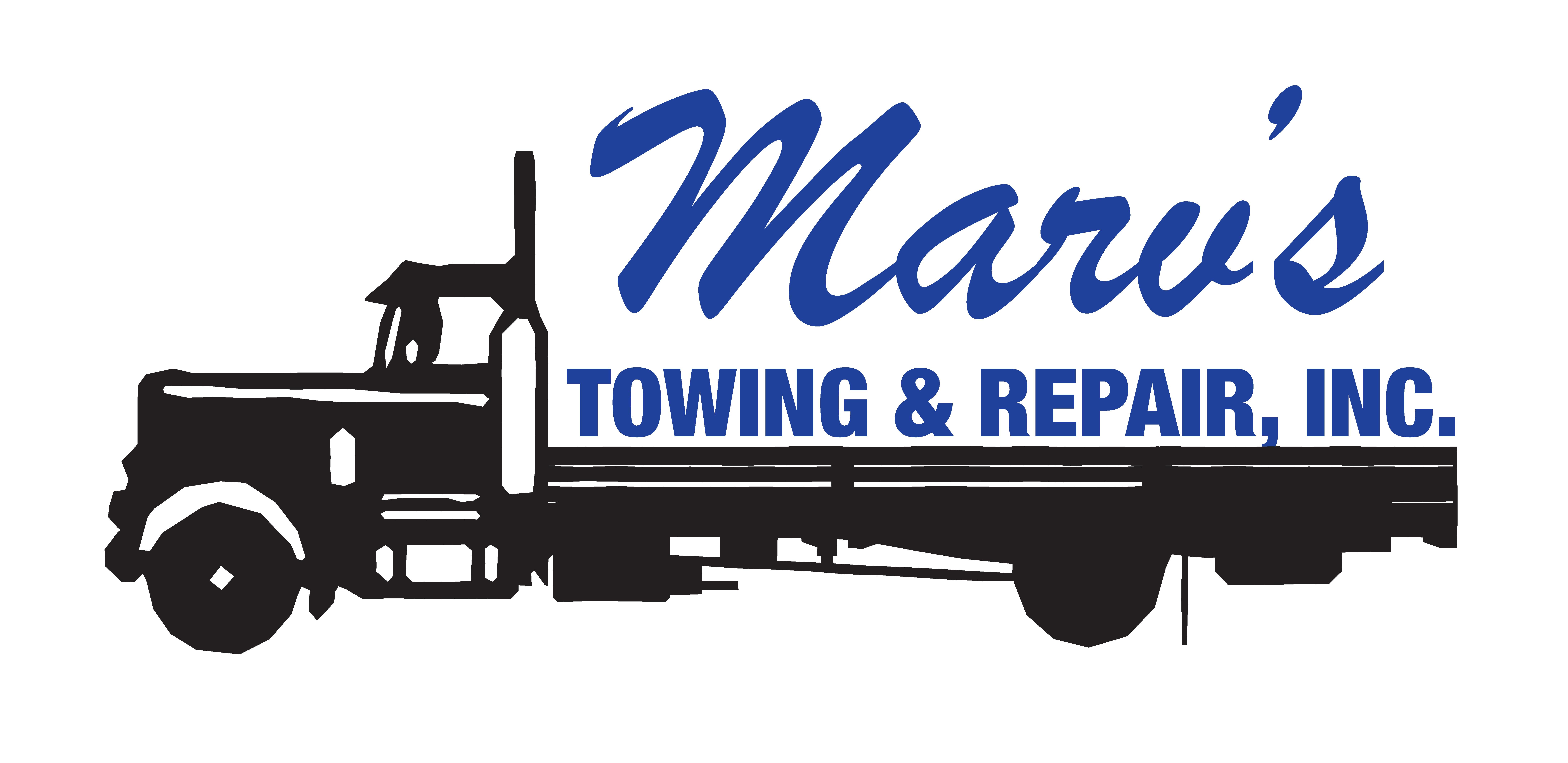 Marv's Towing & Repair, Inc.